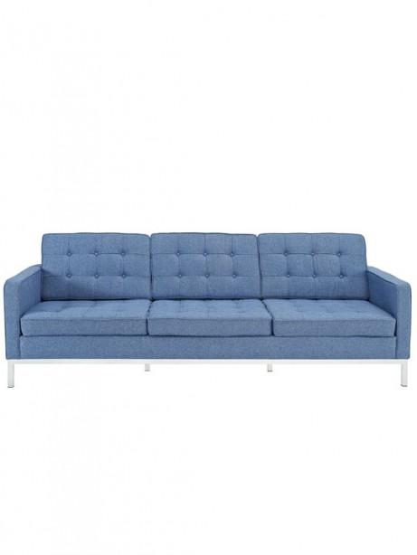 Bateman Blue Wool Sofa 461x614