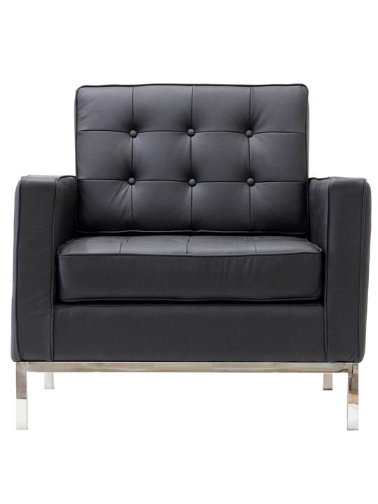 Bateman Leather Sofa Armchair