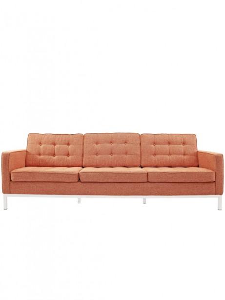Bateman Red Wool Sofa 4 461x614
