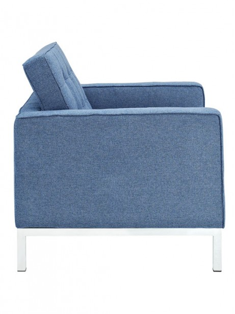 Bateman Wool Armchair Blue 2 461x614