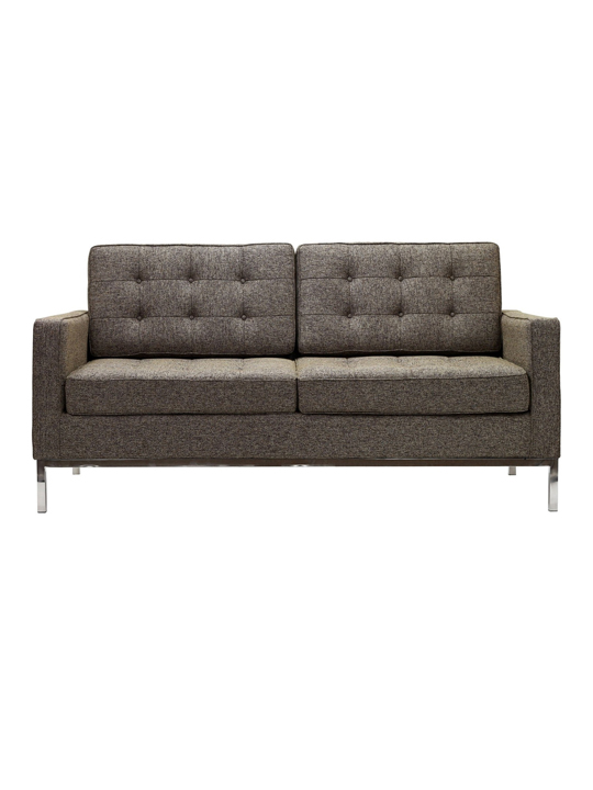 Bateman Wool Love Seat1
