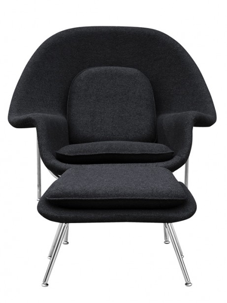Black BookNook Lounge Set 3 461x614