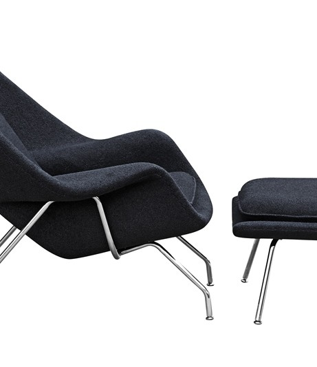 Black BookNook Lounge Set 5 461x533