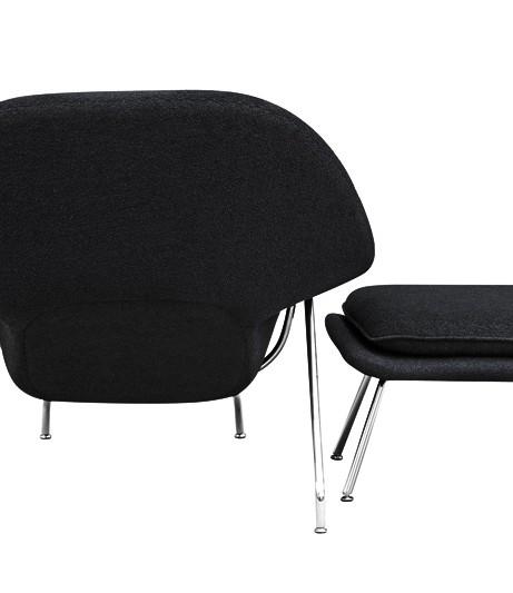Black BookNook Lounge Set 6 461x533