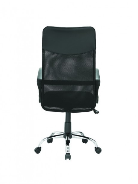 Black Instant Analyst Office Chair 3 461x614