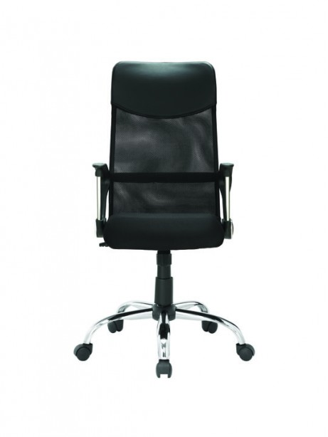 Black Instant Analyst Office Chair 461x614