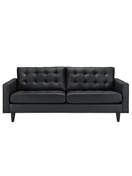Black Leather Bedford Sofa 2 461x614