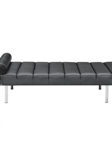 Black Leather King Stretch Bench 4 461x614