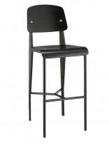 Black Standard Barstool1 156x207