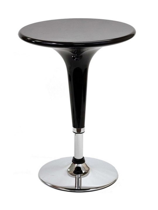 Black Stethescope Bar Table