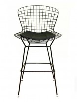 Black Wire Barstool 156x207