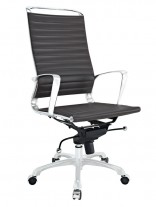 Brown Instant Planner High Back Office Chair 156x207