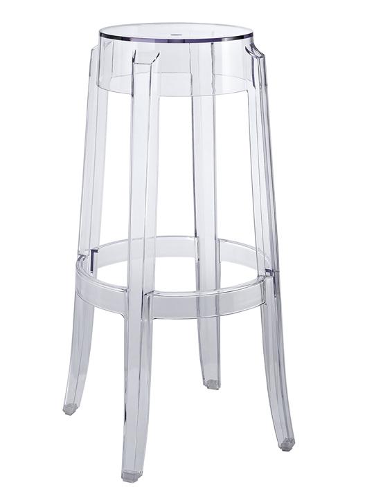 Clear Acrylic Barstool