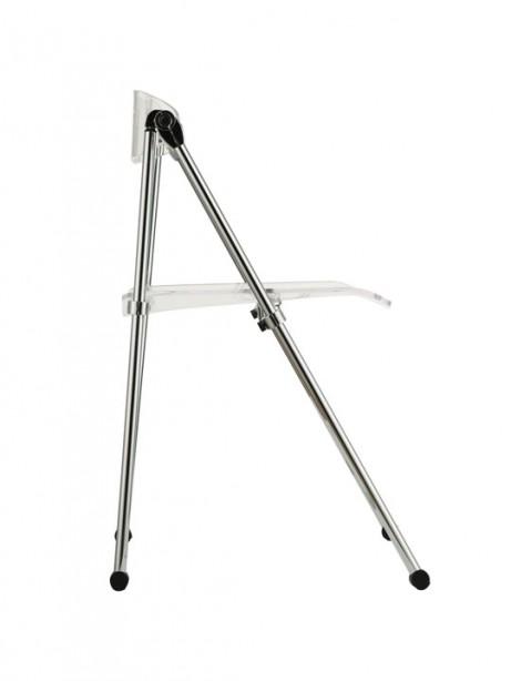 Clear Acrylic Folding Chair 2 461x614