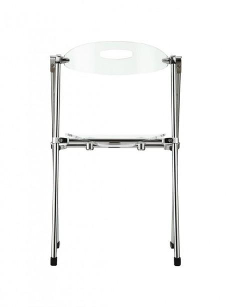 Clear Acrylic Folding Chair 4 461x614
