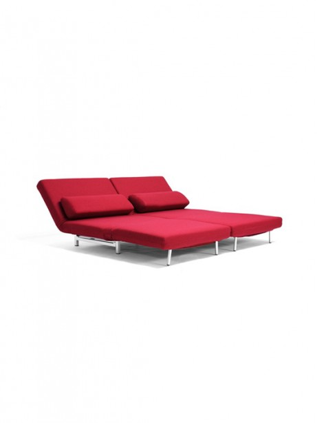 Crema Sofa Bed Red 1 461x614
