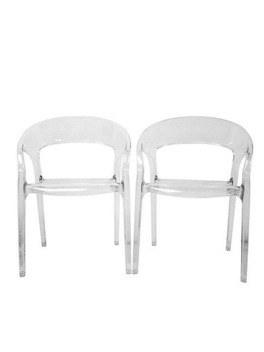 Crystal Clear Chair