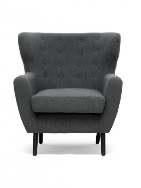 Dark Gray Vienna Chair 461x614