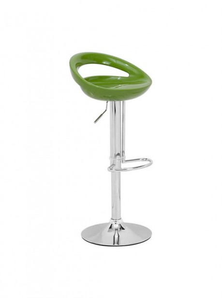 Green Slot Barstool 461x614