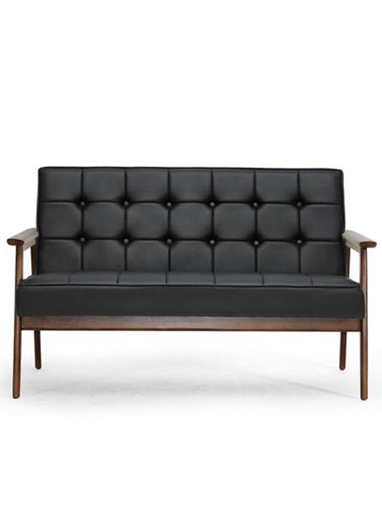 legacy sofa modern furniture brickell collection. Black Bedroom Furniture Sets. Home Design Ideas