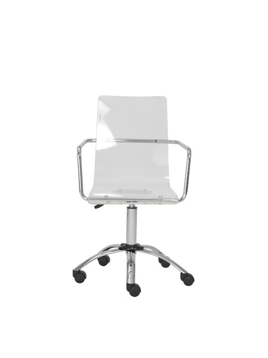Lucid Clear Office Chair 5 1