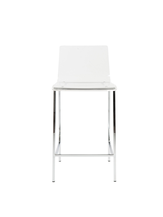 Lucid Counter Chair