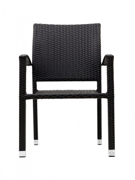 Moda Wicker Chair Espresso 4 461x614