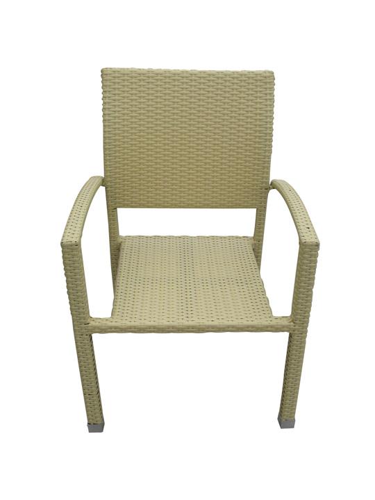 Moda Wicker Chair Tan