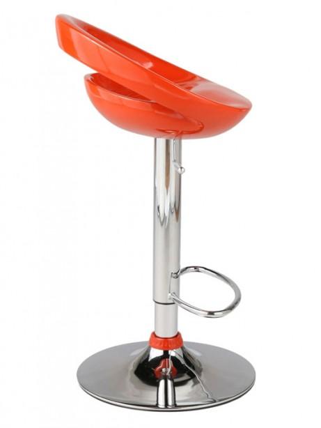 Orange Slot Barstool. 2 461x614