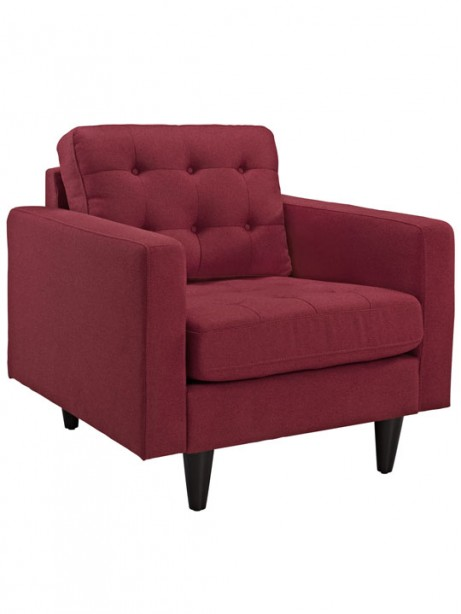 Red Bedford Armchair 461x614