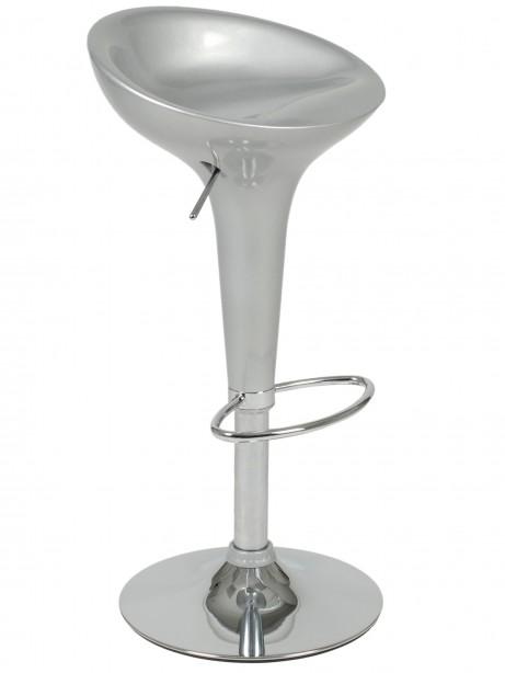 Silver Retro Barstool 3 461x614