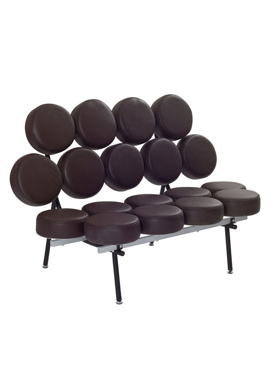Spherical Sofa Modern Furniture Brickell Collection