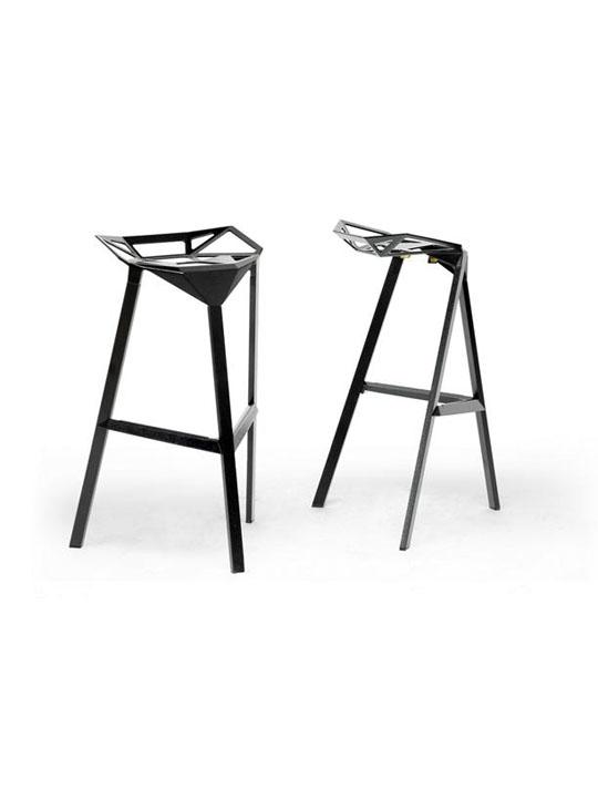 Stencil Barstool Brickell Collection Modern Furniture