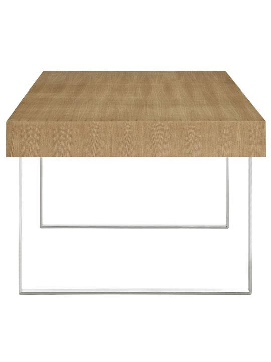 Stratford Natural Wood Desk 2