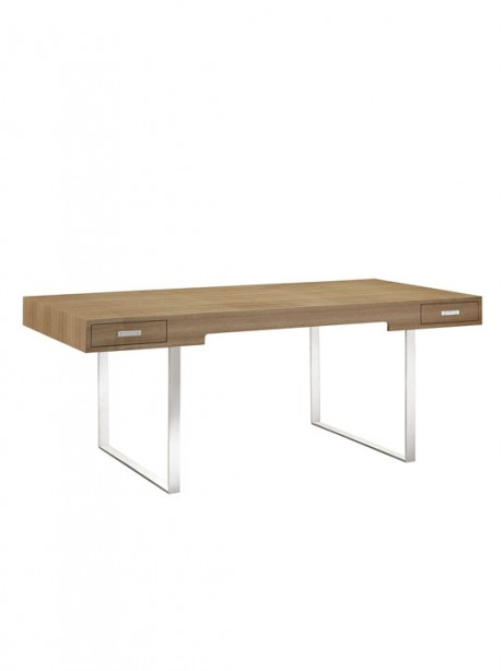 Stratford Natural Wood Desk 461x614