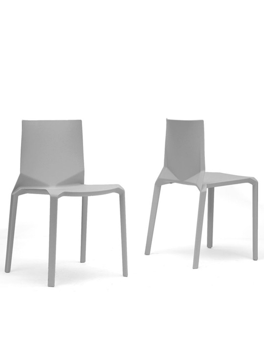 Symmetrical Chair 2 Set
