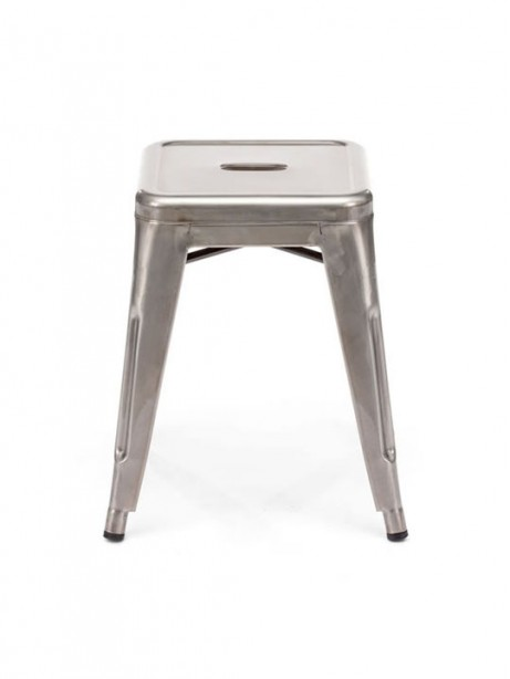 Tonic Low Stool Stainless Steel 2 461x614