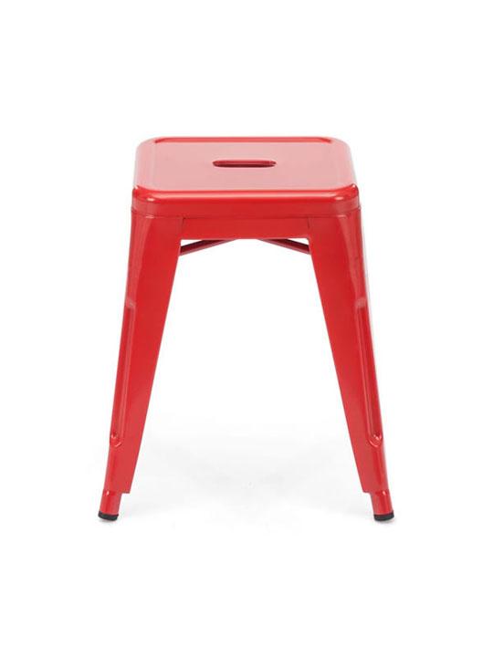 Tonic Midi Stool Red 2