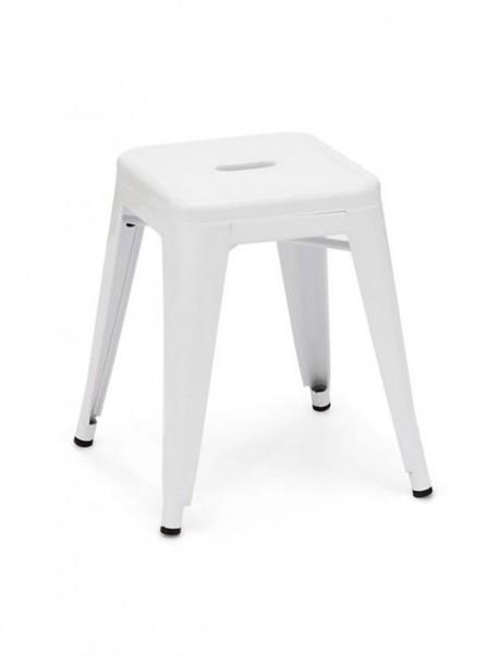 Tonic Midi Stool White 461x614