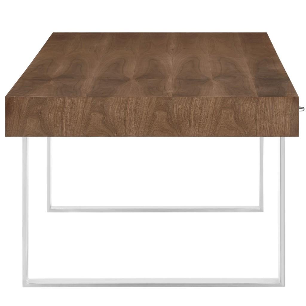 Walnut Wood Stratford Desk 2
