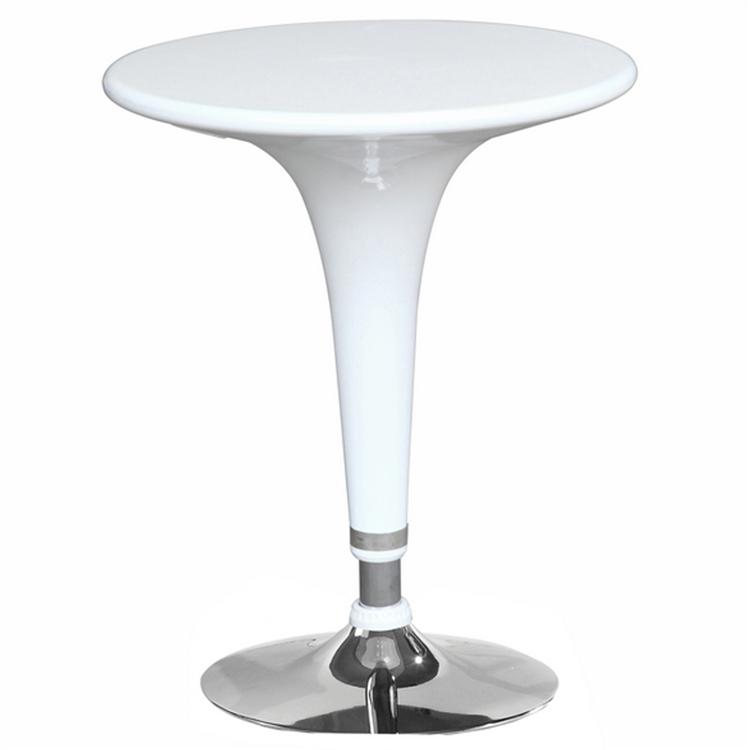 White Stethoscope Bar Table 4