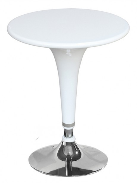 White Stethoscope Bar Table 461x614
