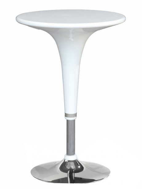 White Stethoscope Bar Table 5 461x614