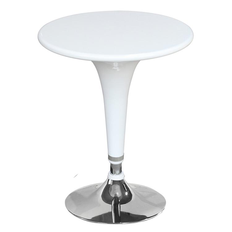 White Stethoscope Bar Table