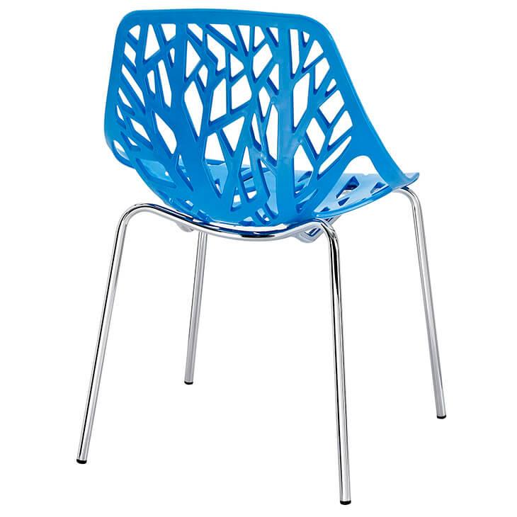 blue life chair