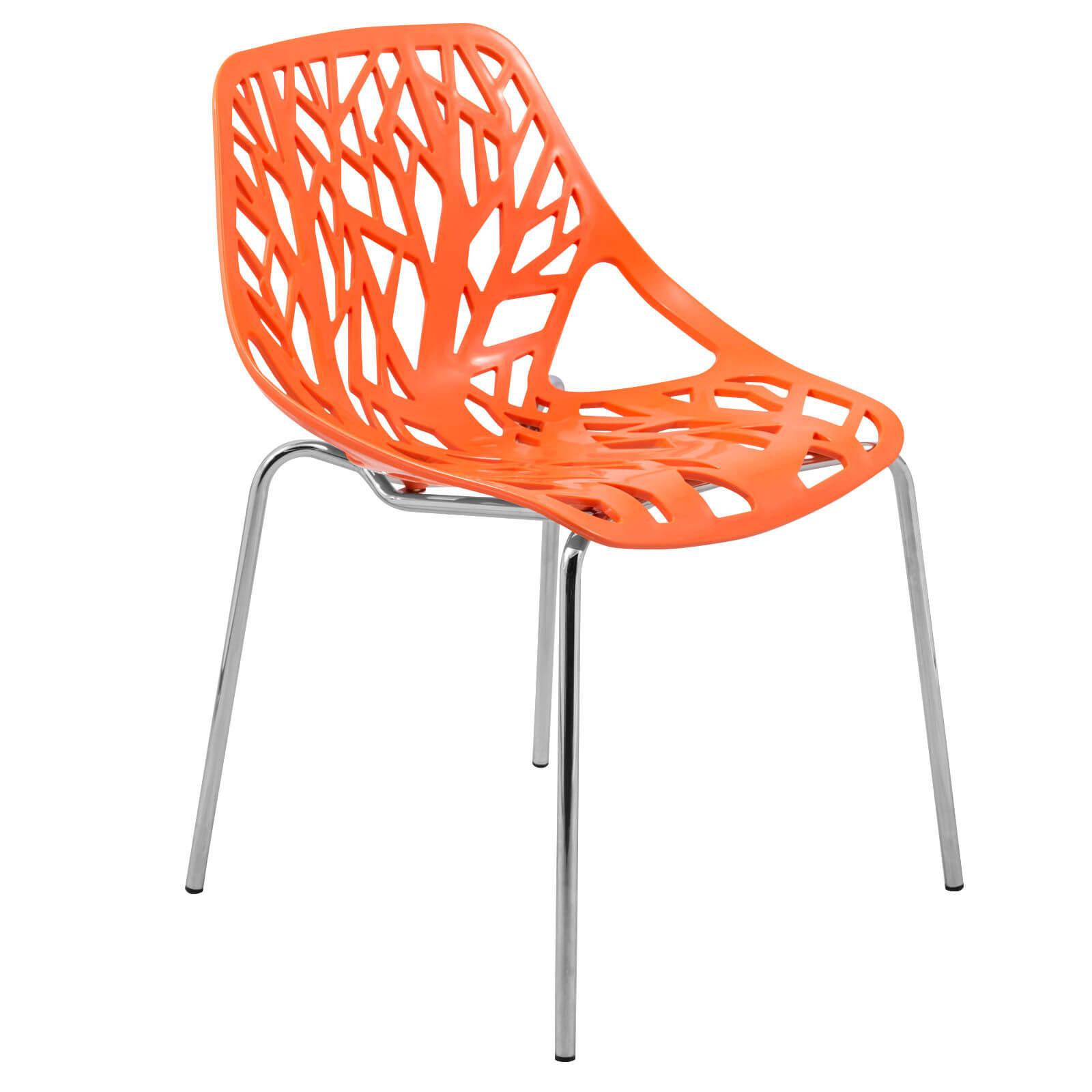 orange life chair set