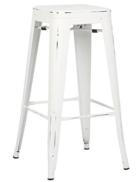 tonic barstool distressed white 461x600