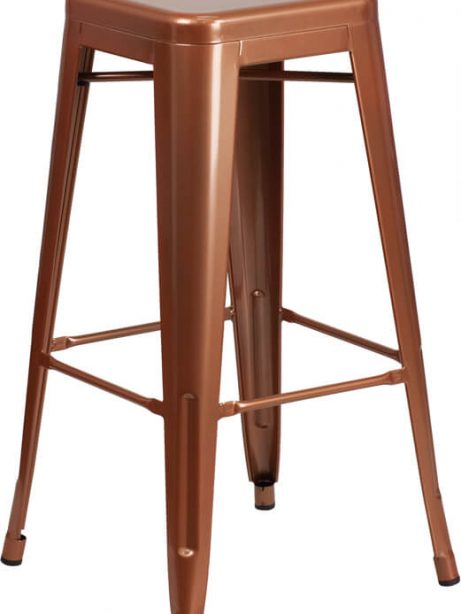 tonic metal barstool copper 461x614
