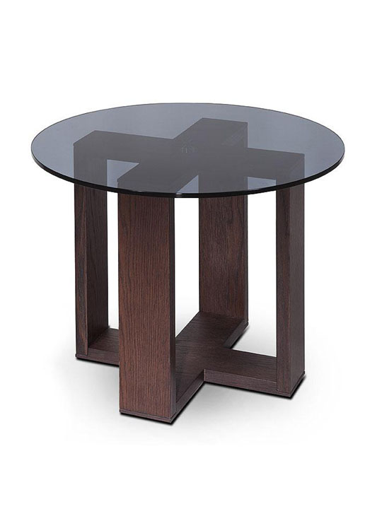 Asterisk Side Table