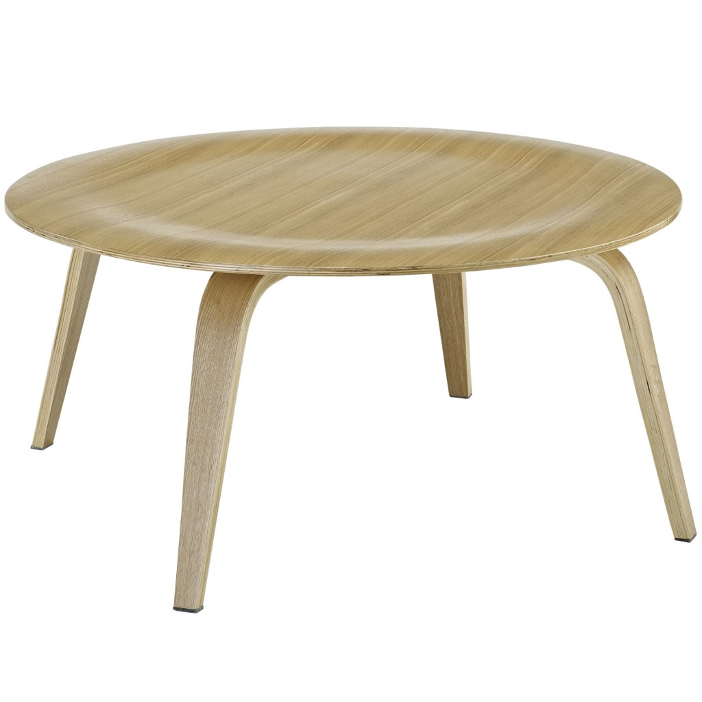 Bamboo coffee table brickell collection modern furniture